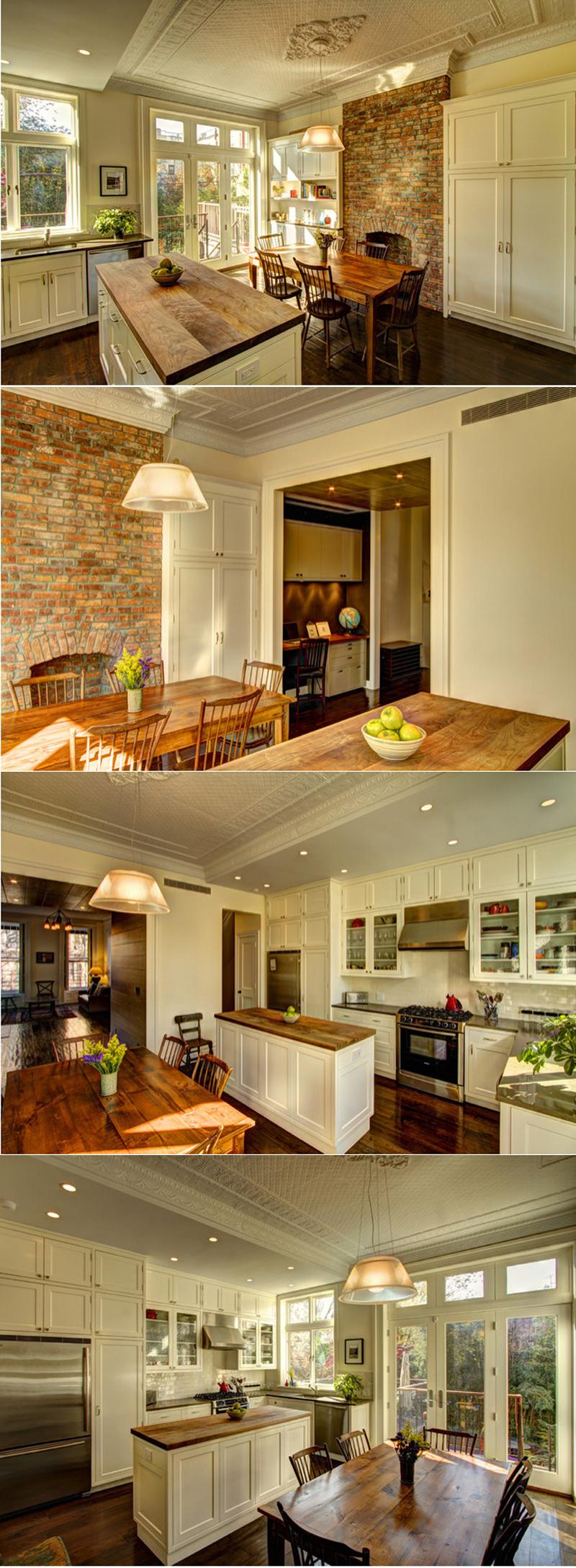 traditional farmhouse kitchens