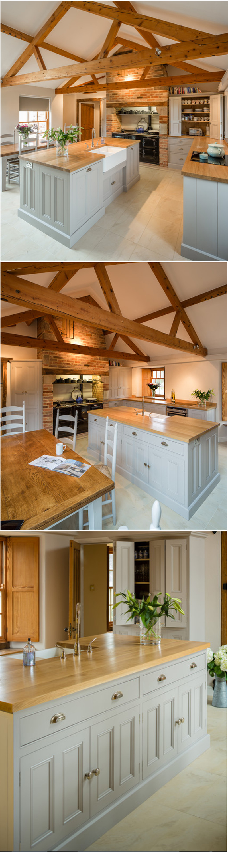 what is farmhouse style furniture