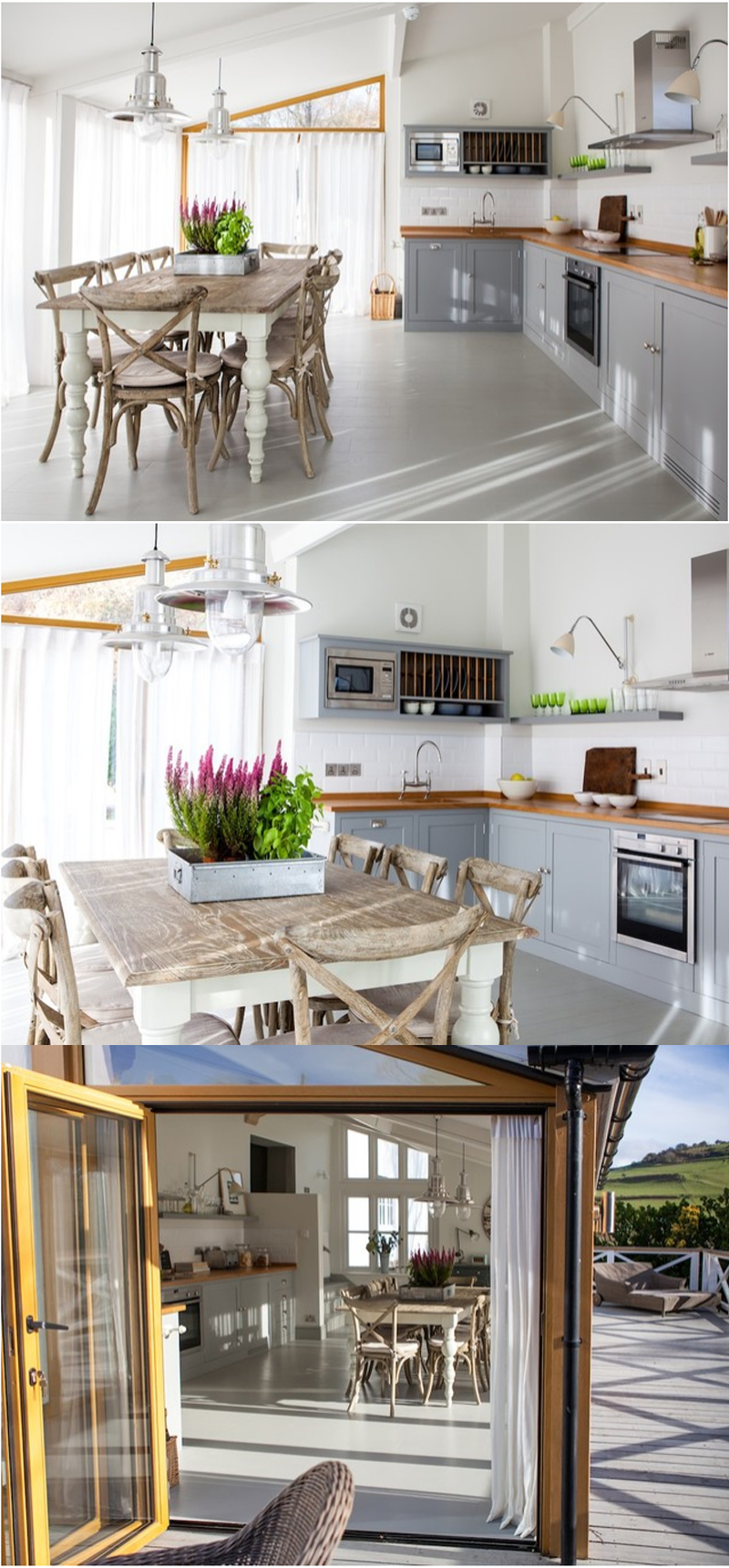 what is a farmhouse style home
