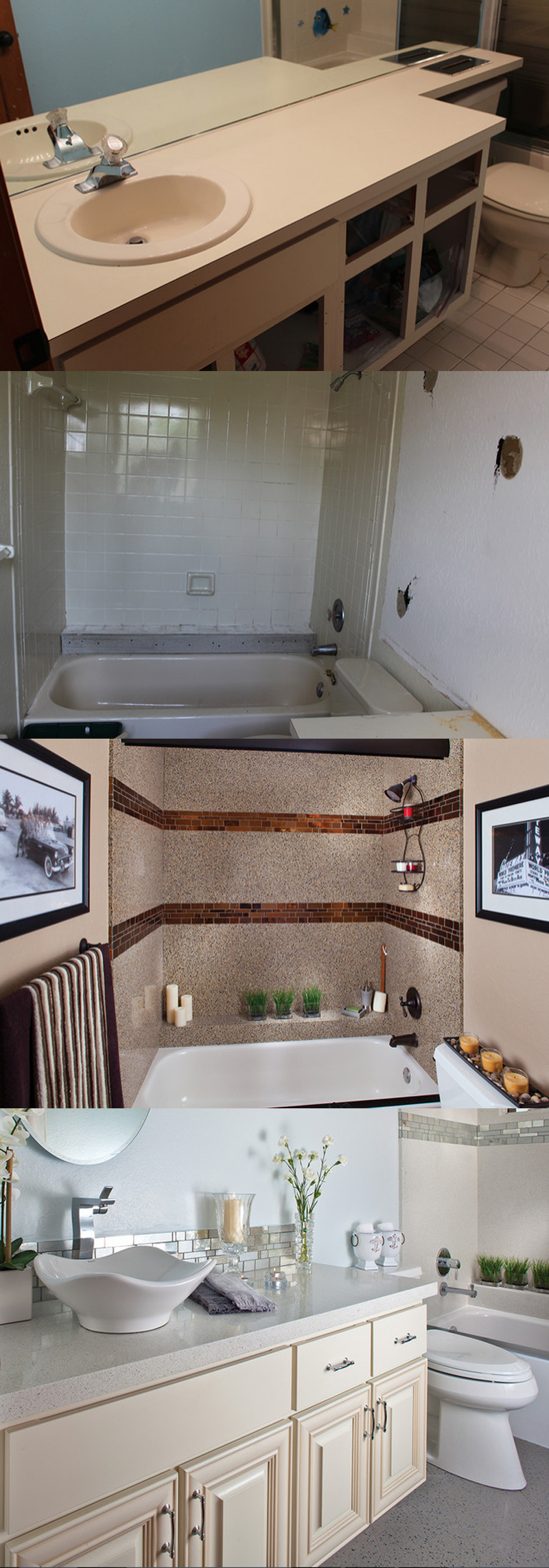 simple bathroom makeover ideas