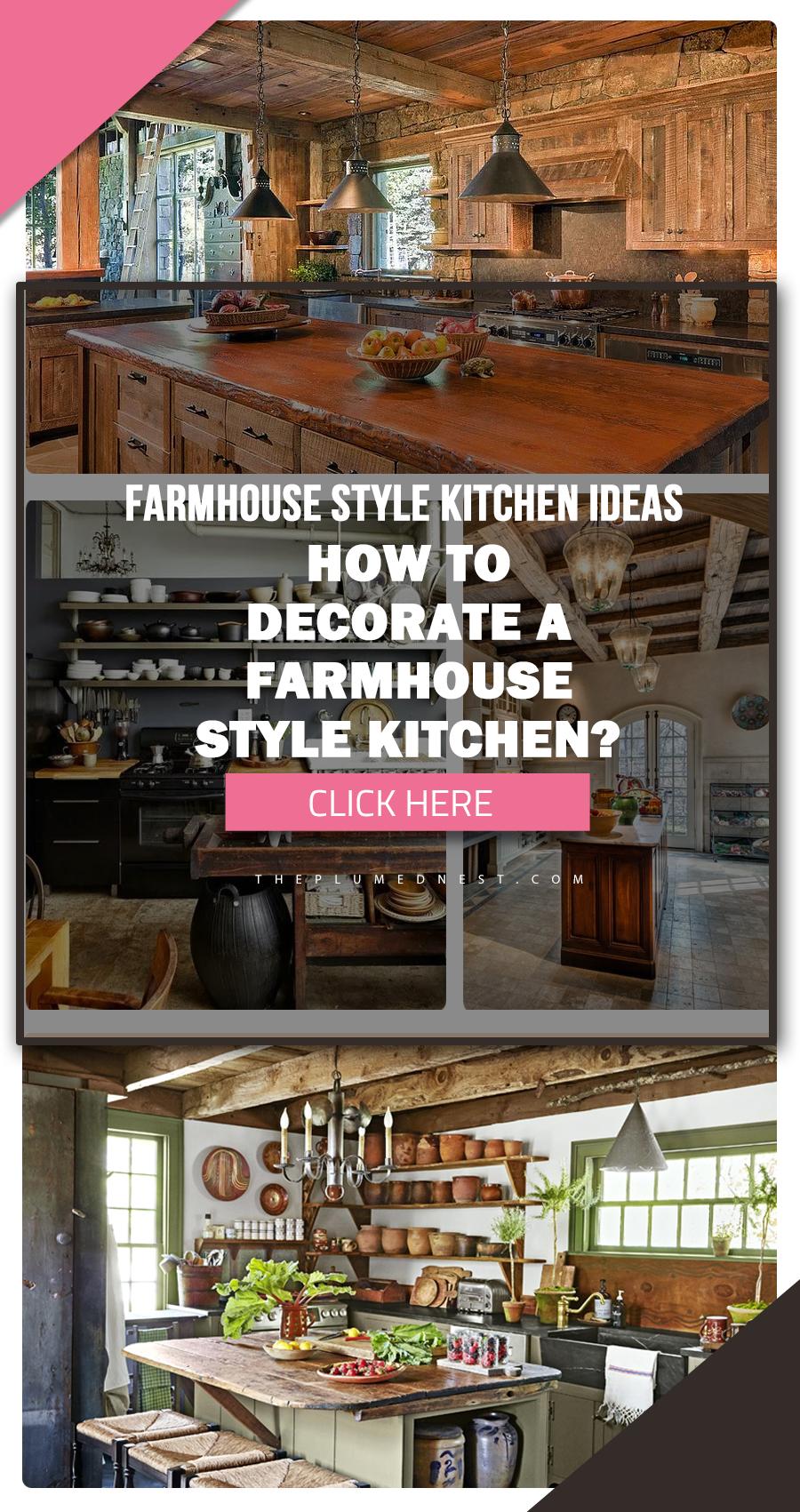farmhouse decor cheap