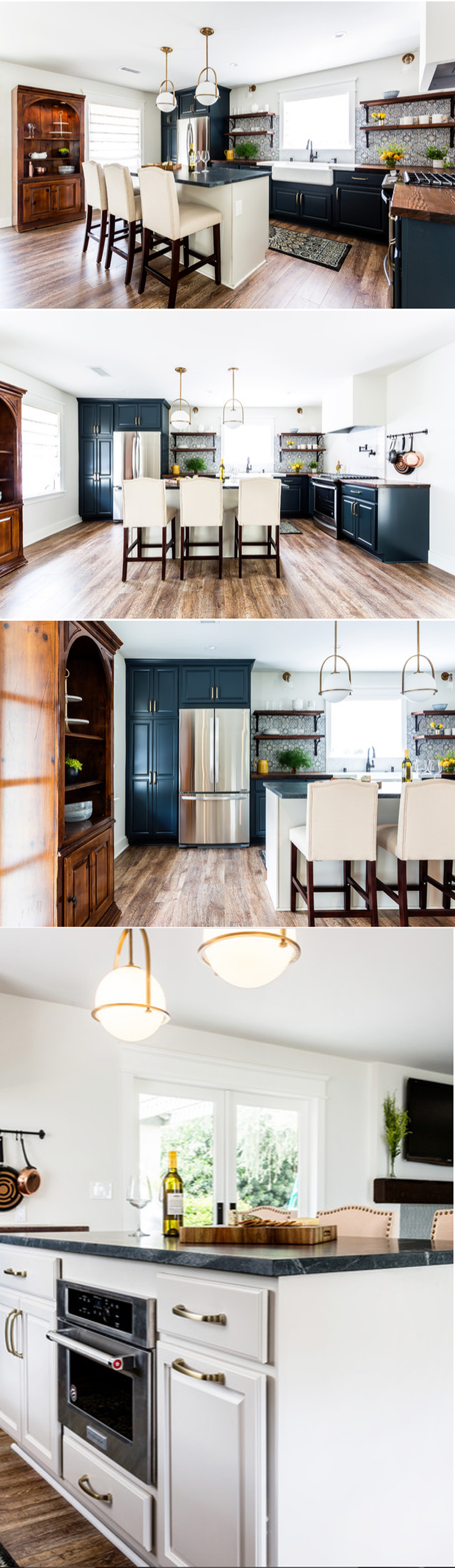 how to transition to farmhouse style