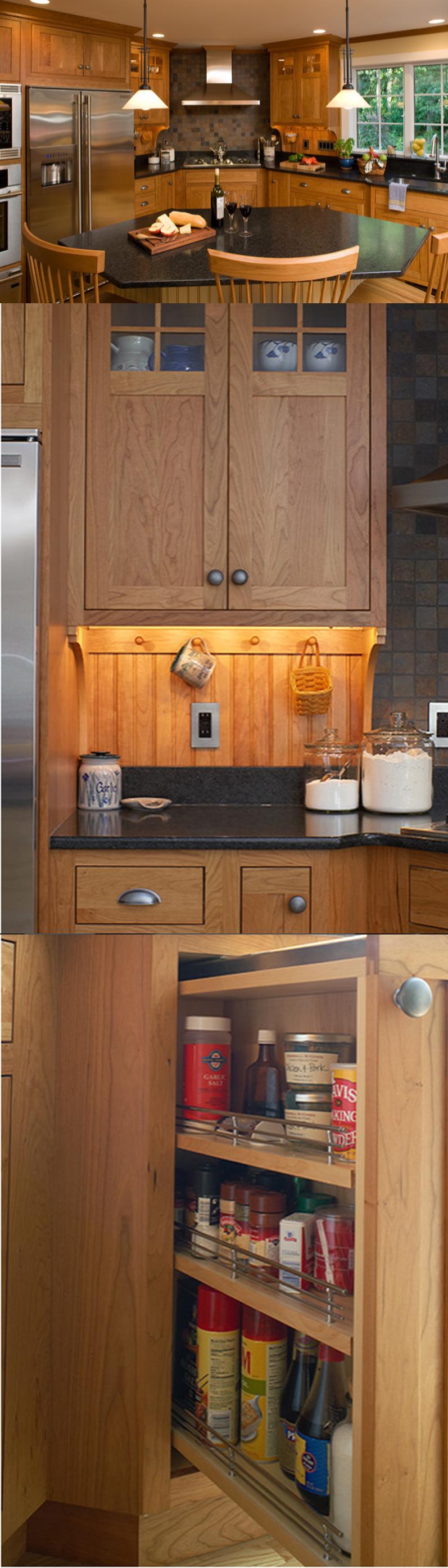 shaker kitchen designs photo gallery