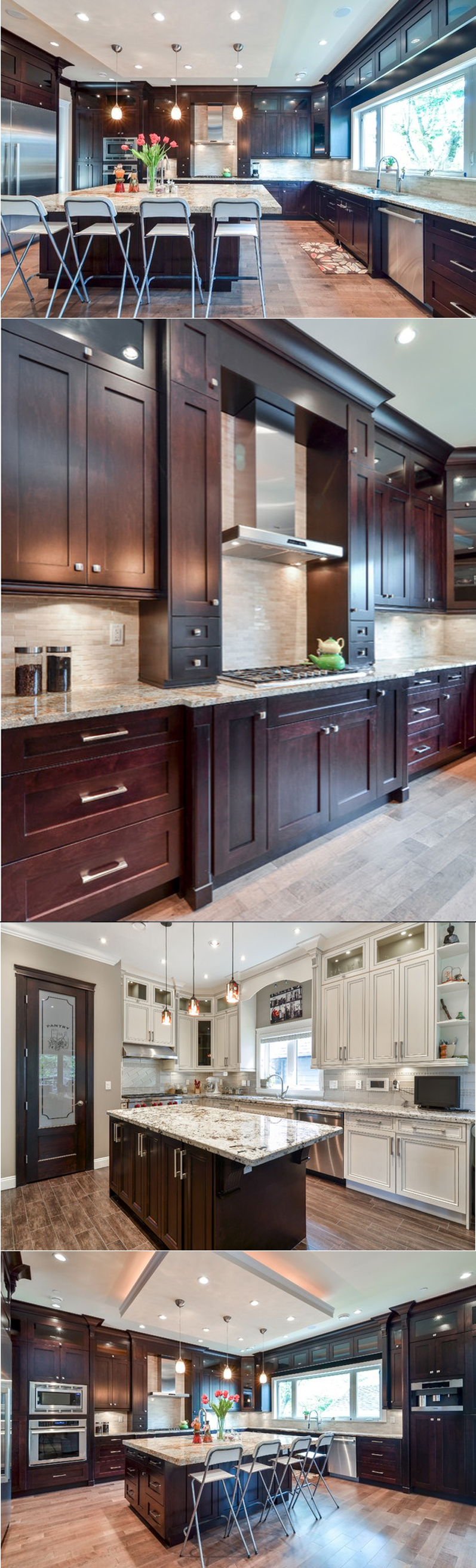 shaker cabinets pictures