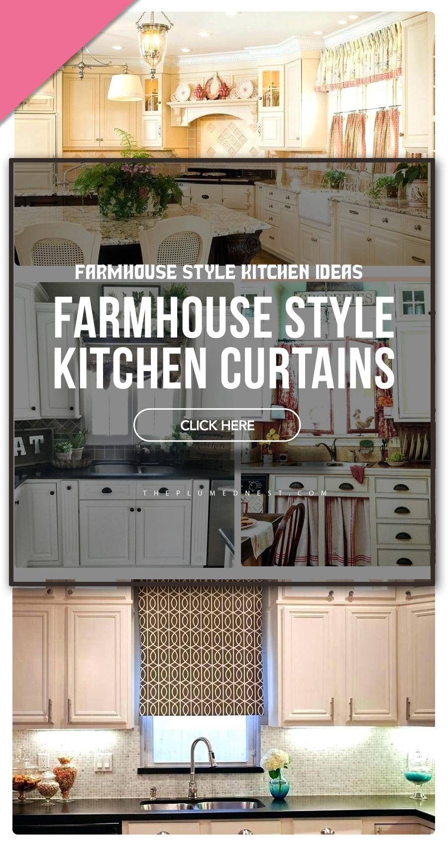 farmhouse style kitchen cabinets
