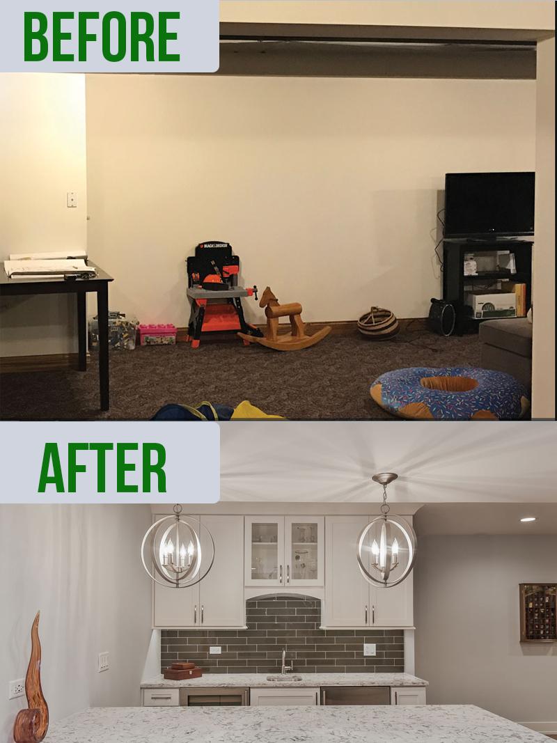 basement remodeler