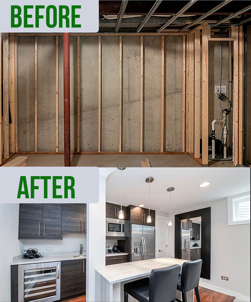 finishing basement tips