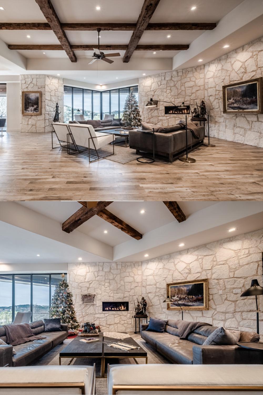 living room remodel contractors