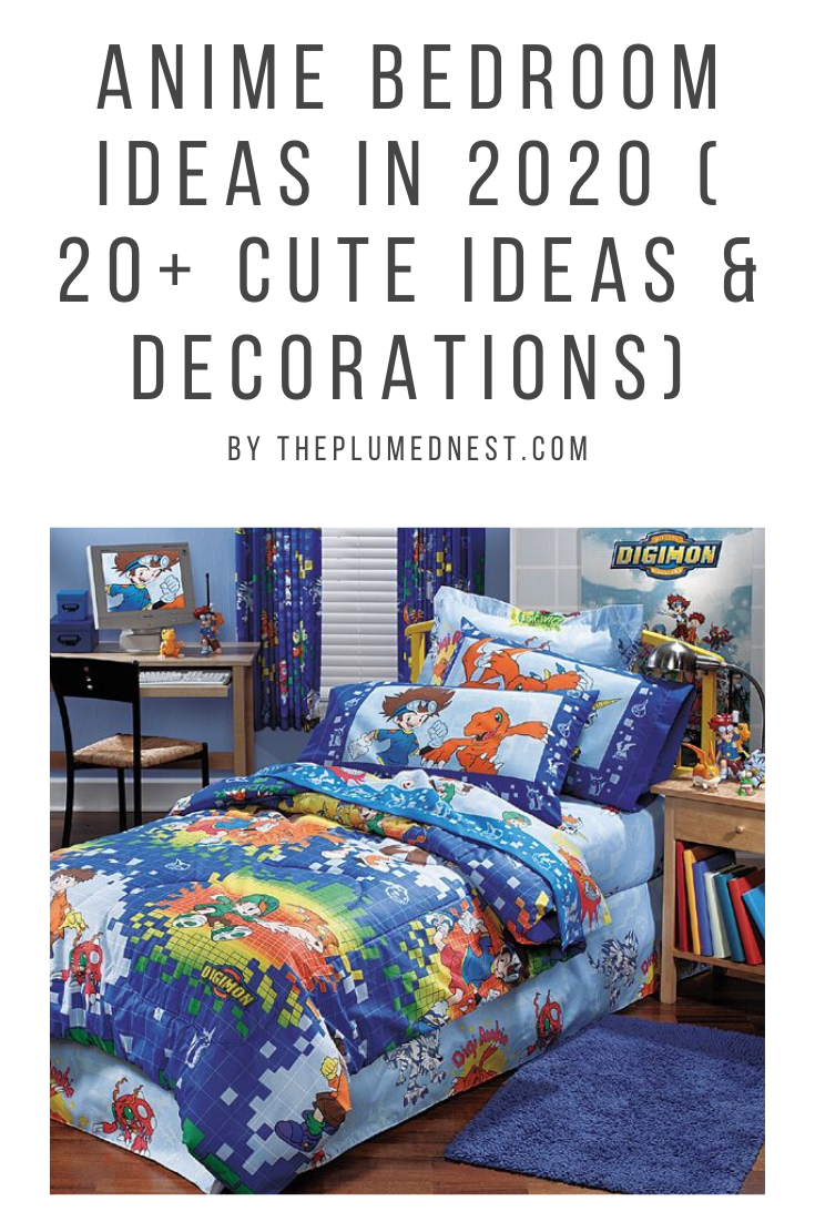 Updated 70 Anime Bedroom Ideas In 2021 Galleries Photos